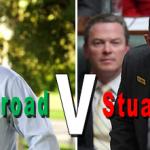 Andrew Broad v Stuart Robert