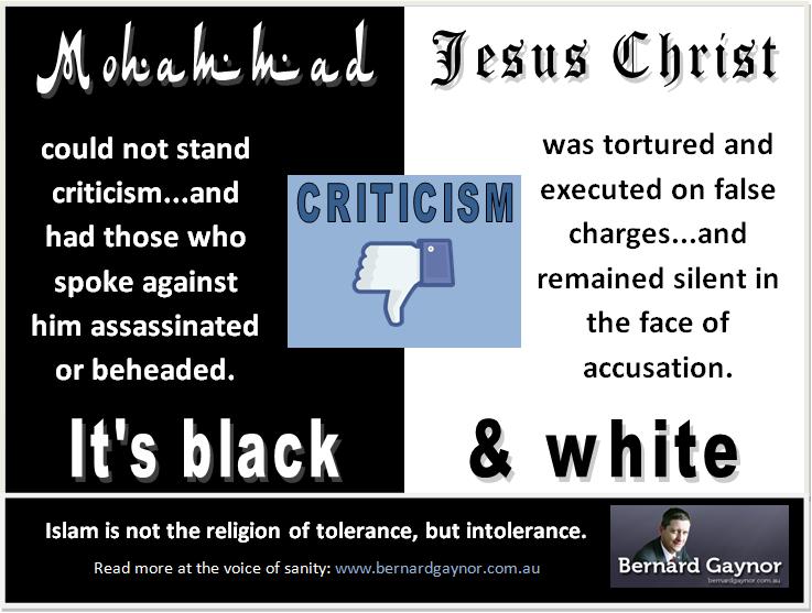 Islam - Criticism