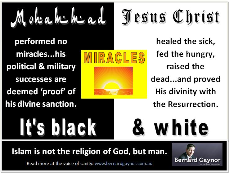 Islam - Miracles