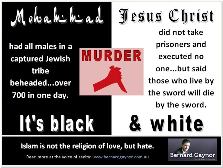 Islam - Murder
