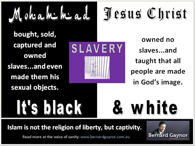 Islam - Slavery