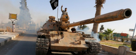 Dealing with the Islamic State