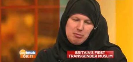The Score – Islam: 1, Transgender: 0, British Army: -1