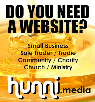 New websites for you from Hunni.Media